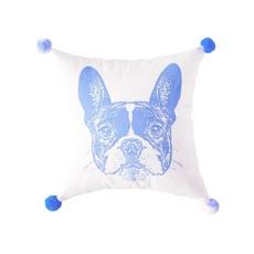 Everbloom Bulldog Pillow