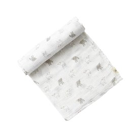 Pehr Designs Pehr Little Lamb Swaddle