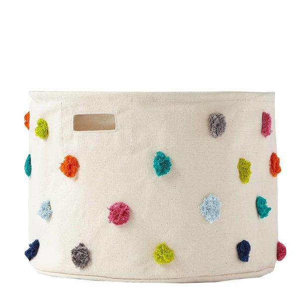 Pehr Designs Pehr Pom Pom Storage Drum