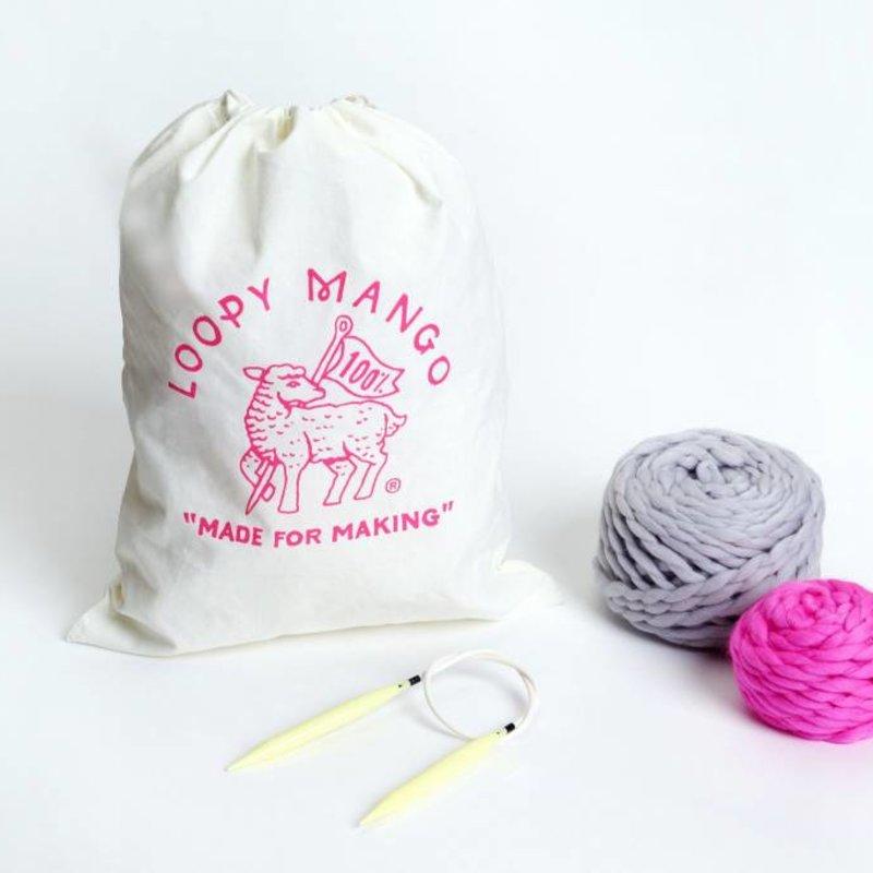 Loopy Mango Loopy Mango Mini Pom Pom DIY Kit