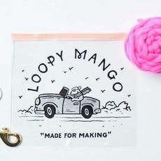 Loopy Mango Loopy Mango Pom Pom DIY Keychain
