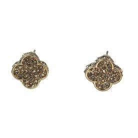 Kole Jewelry Design Crystal Earrings