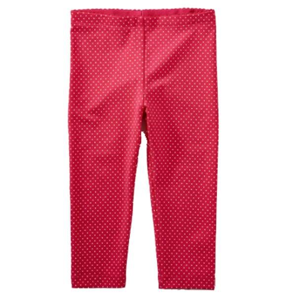 Tea Collection Tea Collection Pin Dot Capri Leggings