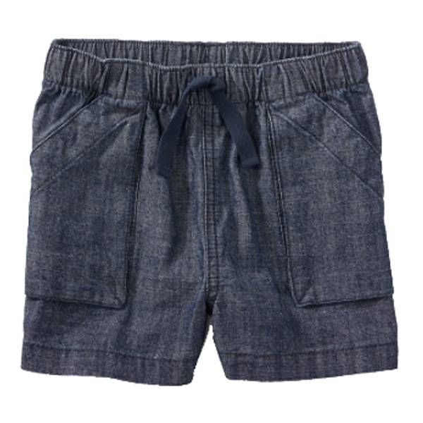 Tea Collection Tea Collection Chambray Shorts
