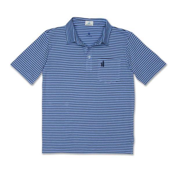 Johnnie-O Johnnie-O Macon Jr. Striped Polo