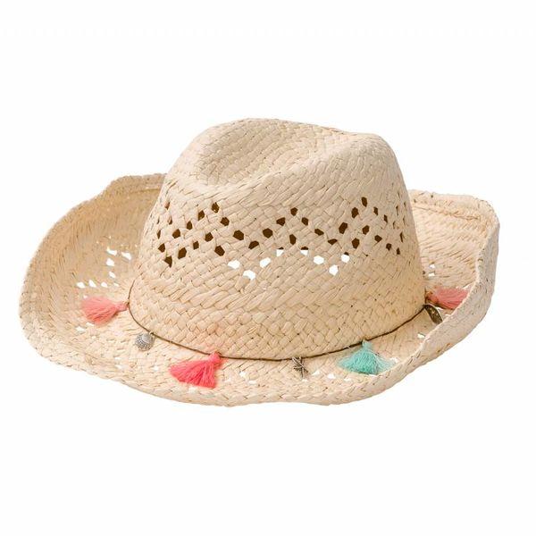 Snapper Rock Snapper Rock Tassel Cowgirl Hat