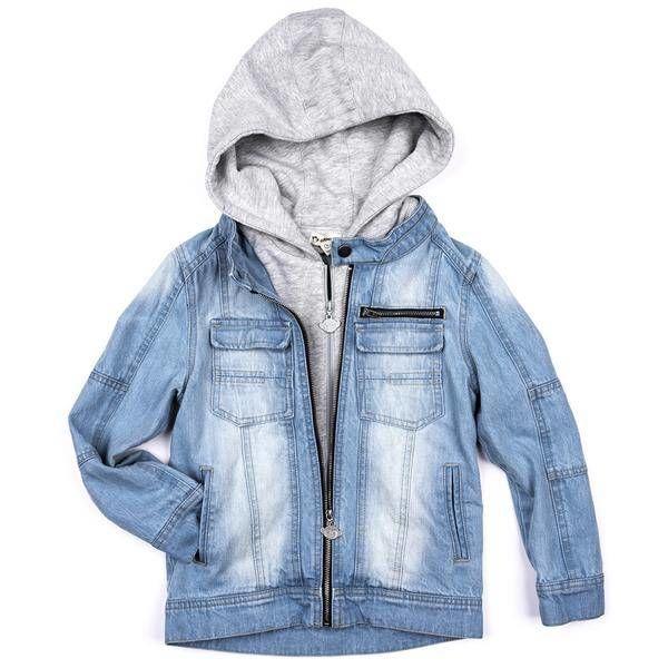 Appaman Appaman Dilinger Denim Jacket
