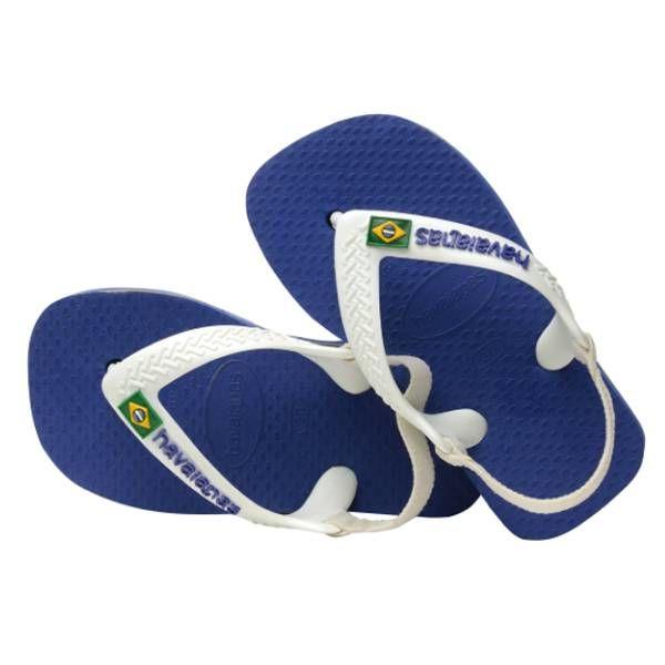 e55b59e2a6f0 Havaianas Havaianas Brazil Logo Flip Flop - Yellow Turtle
