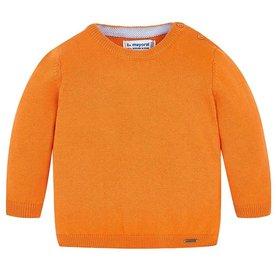 Mayoral Basic Baby Cotton Sweater