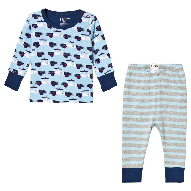 Hatley Hatley Baby LS PJ Set