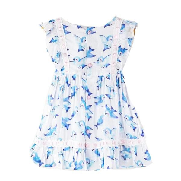Hatley Hatley Girls Birthday Dress
