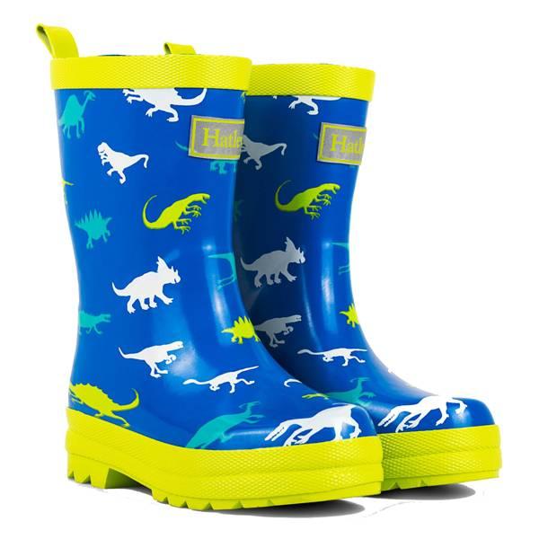 Hatley Printed Wellington Rain Boots Botte de Pluie Gar/çon