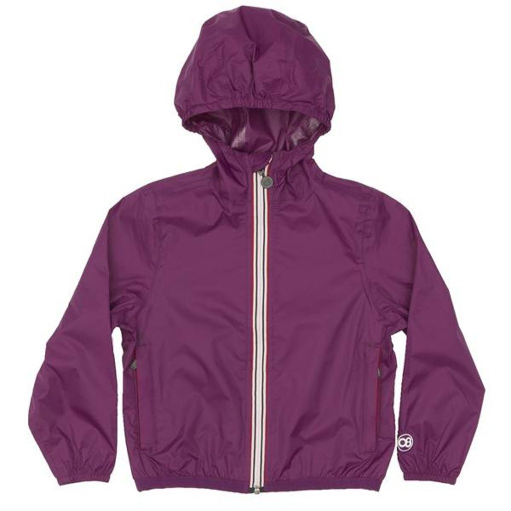 Lazypants/08 08 Lifestyle Packable Rain Jacket