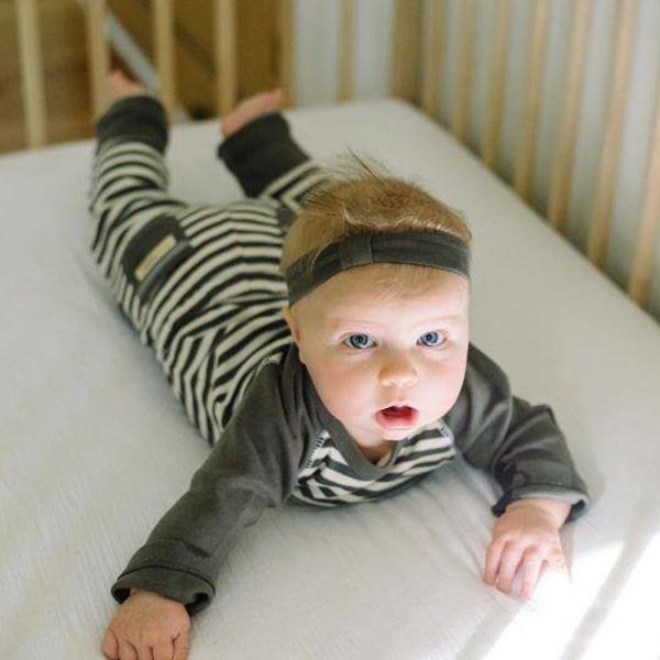 L'ovedbaby L'ovedbaby Organic Baby Raglan Tee