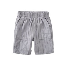 Tea Collection Tea Collection Striped Playwear Baby Shorts