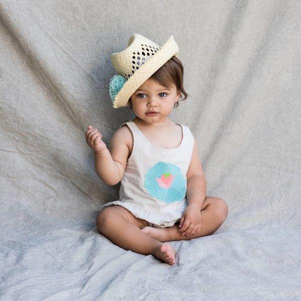 Everbloom Baby Fleur Romper