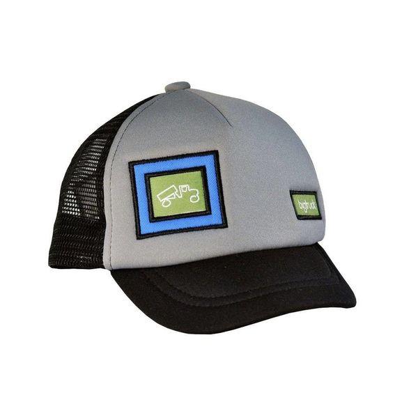 Big Truck Baby Trucker Hats - Yellow Turtle 230ceb8b39cd