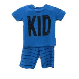Joah Love Joah Love Striped Kid Set
