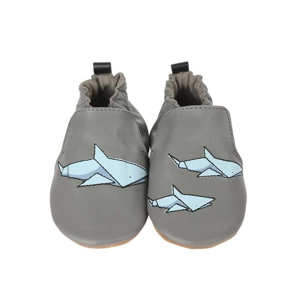 Robeez Robeez Boys Soft Soles Shoes