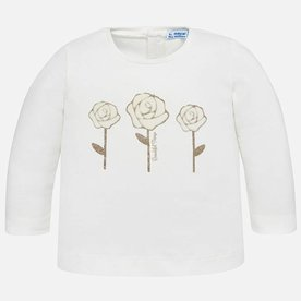 Mayoral Mayoral Flower T-Shirt