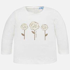 Mayoral Mayoral Flower T-Shirt