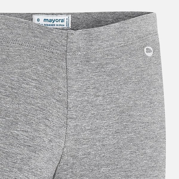 Mayoral Mayoral Girls Elastic Basic Leggings