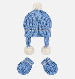 Mayoral Mayoral Baby Hat Set