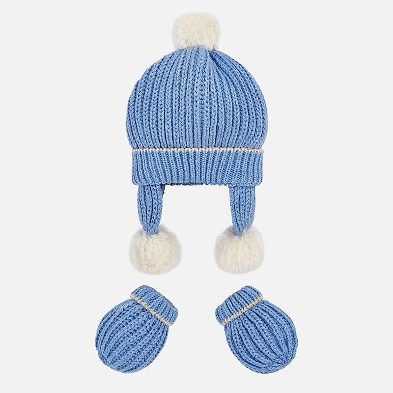 Mayoral Mayoral Baby Hat Set