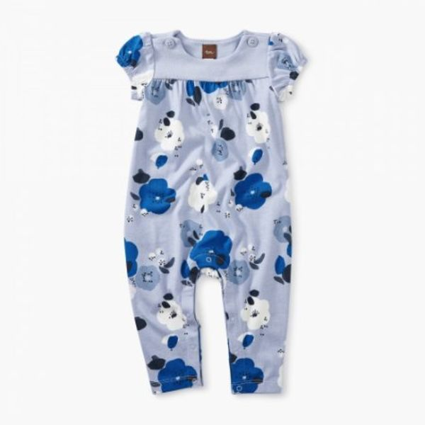 Tea Collection Tea Collection Baby Pop Floral Romper