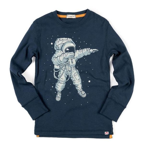 Appaman Appaman Boys Long Sleeve Space Tee