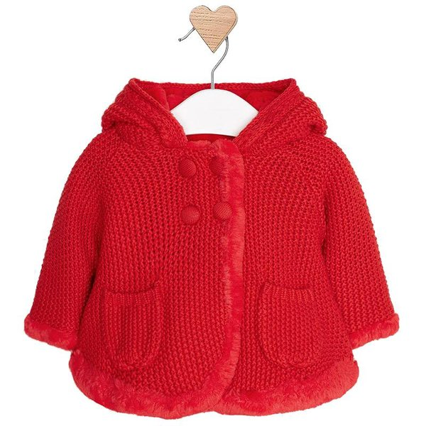 Mayoral Mayoral Baby Girl Long Cardigan
