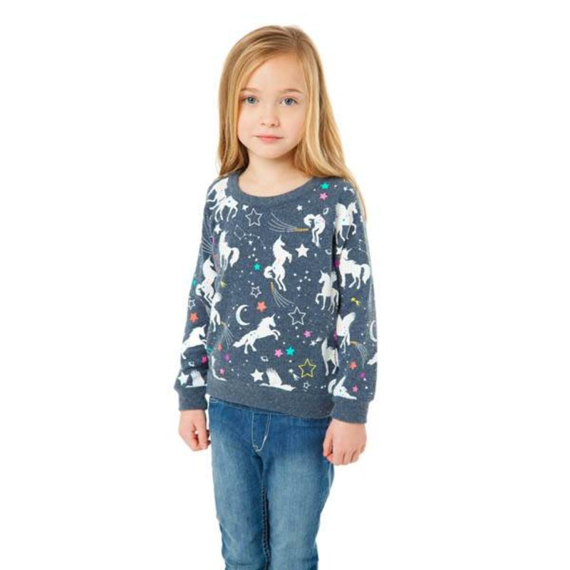 Chaser Kids Chaser Girls Love Pullover