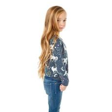 Chaser Kids Chaser Kids Girls Love Raglan Pullover - Size: 6