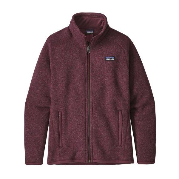 Patagonia Patagonia Girls Better Sweater Fleece Jacket
