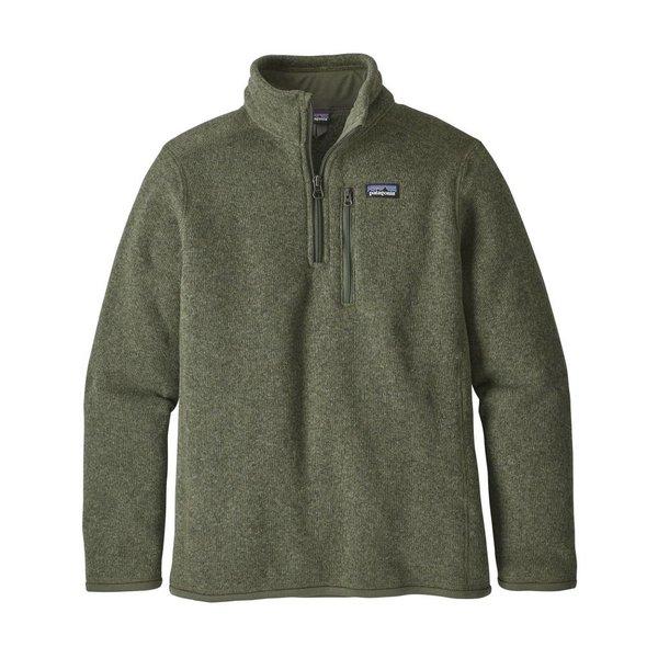 Patagonia Patagonia Boys Better Sweater 1/4-Zip Fleece