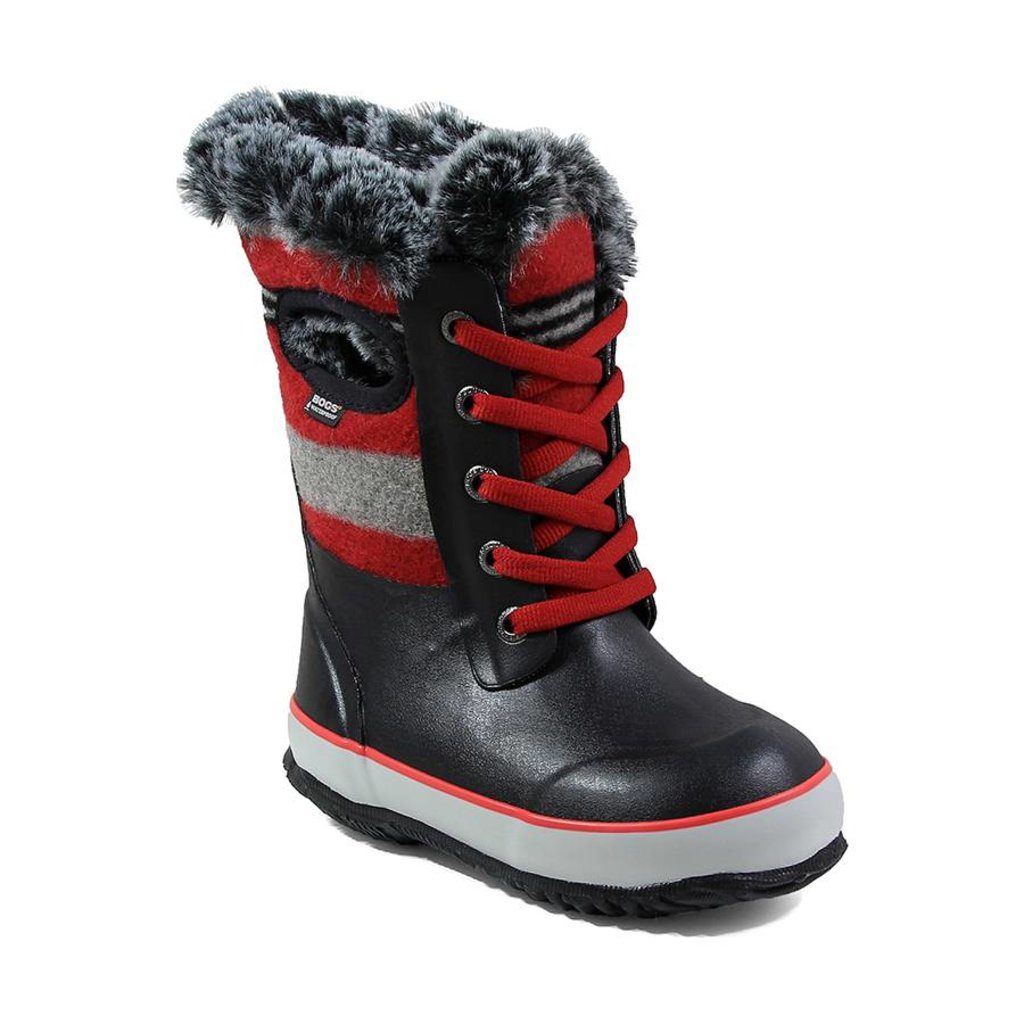 BOGS BOGS Kids Arcata Stripe Insulated Boots