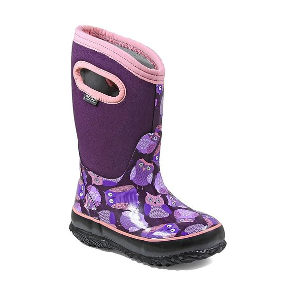 BOGS BOGS Kids Classic Owl Boots