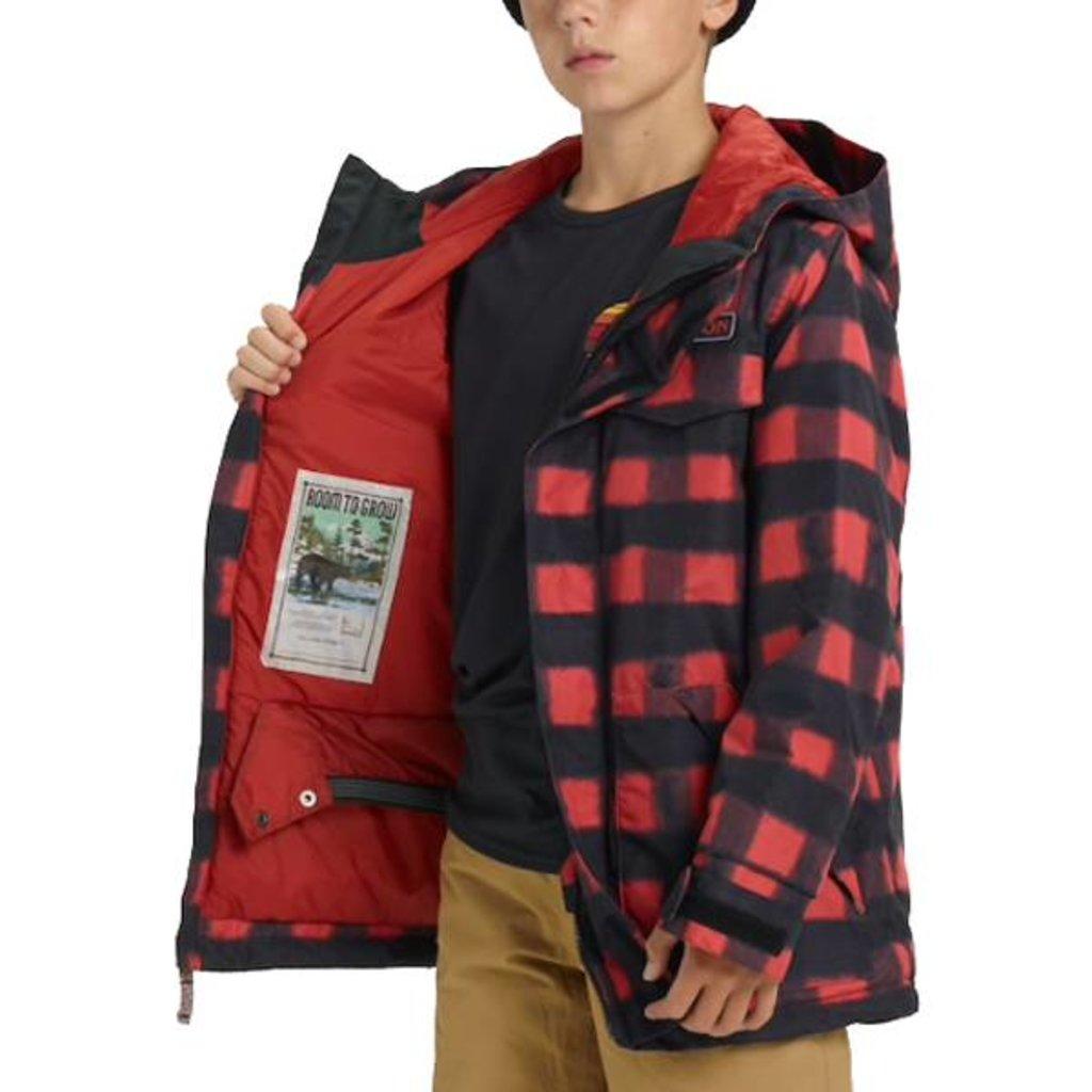 Burton Burton Boys Dugout Jacket