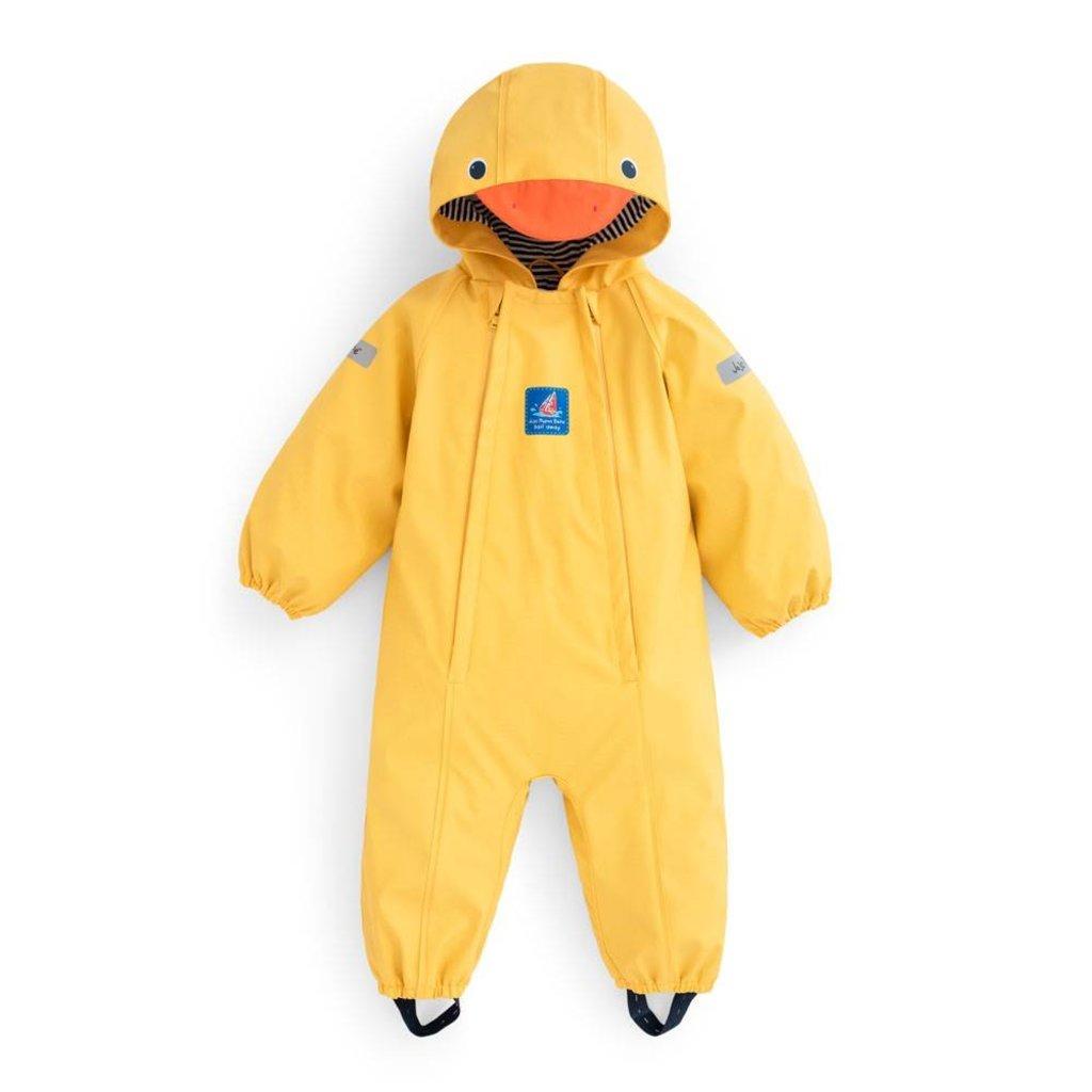 JoJo Maman Bebe JoJo Maman Bebe Yellow Duck Waterproof All-In-One