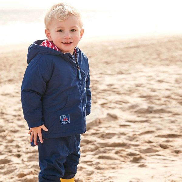JoJo Maman Bebe JoJo Maman Bebe Pack-Away Waterproof Pants