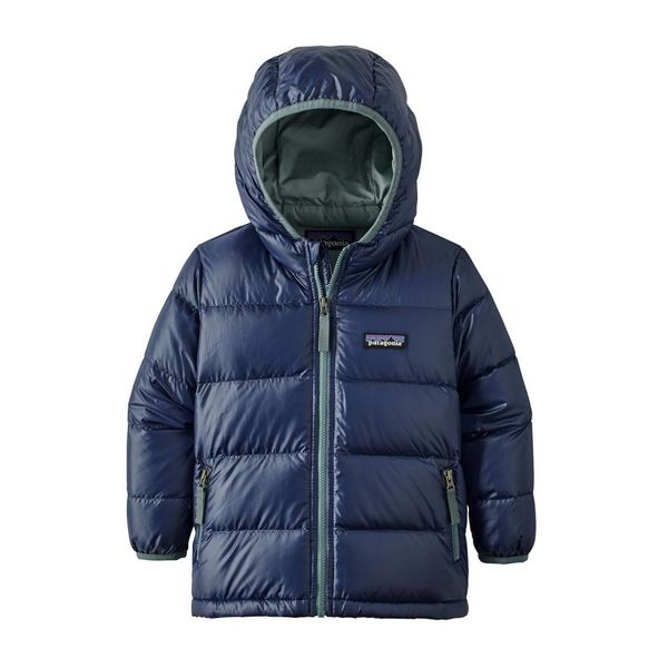 Patagonia Patagonia Baby Boy Hi-Loft Down Sweater Hoody