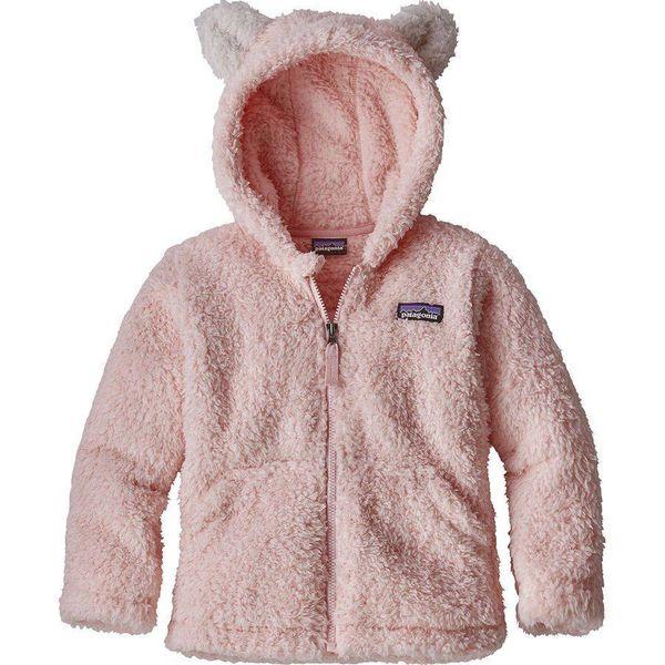 Patagonia Patagonia Baby Girl Furry Friends Hoody