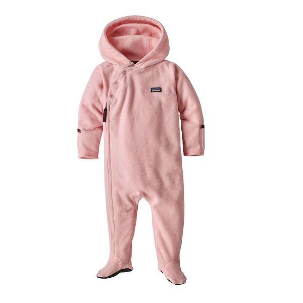 Patagonia Patagonia Infant Girl Micro D Fleece Bunting