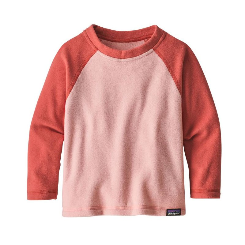 Patagonia Patagonia Baby Girls Micro D Fleece Top