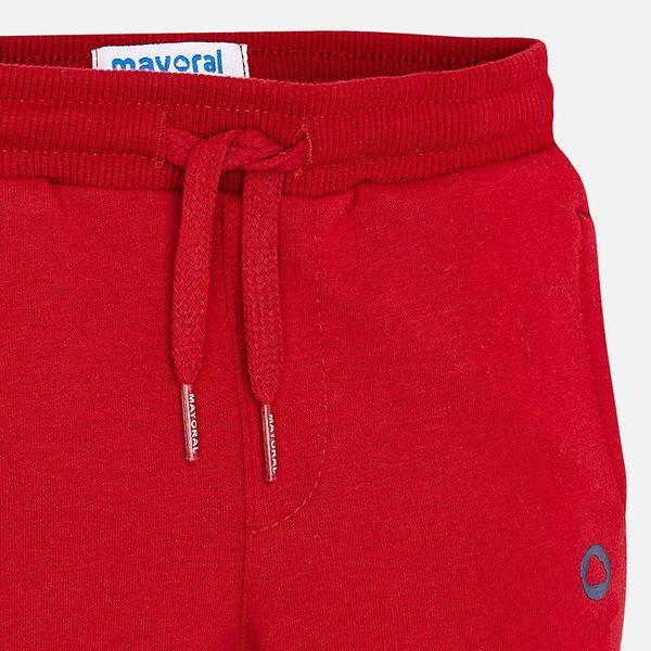 Mayoral Mayoral Baby Boys Cuffed Fleece Pants