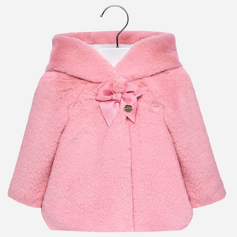 Mayoral Mayoral Baby Fur Coat