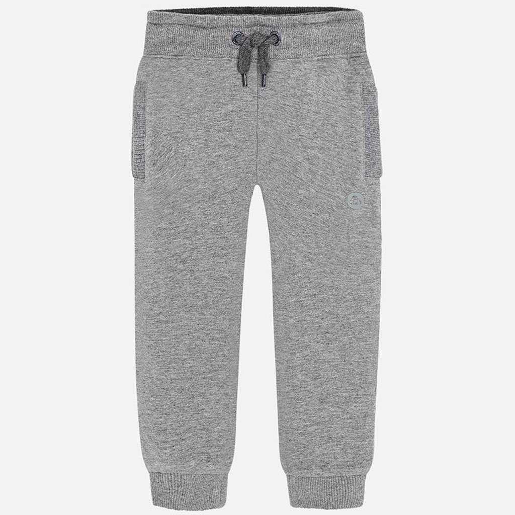 Mayoral Mayoral Boys Fleece Pants - Size: 4