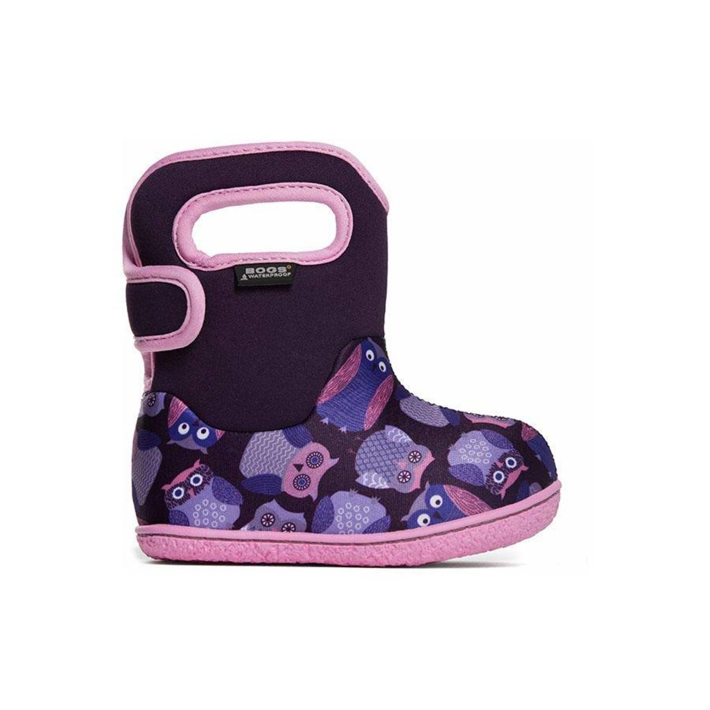 BOGS BOGS Baby Owls Boots