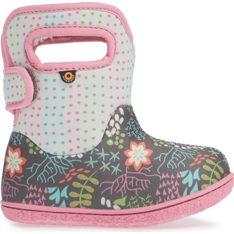 BOGS BOGS Baby Girls Flower Dot Bogs