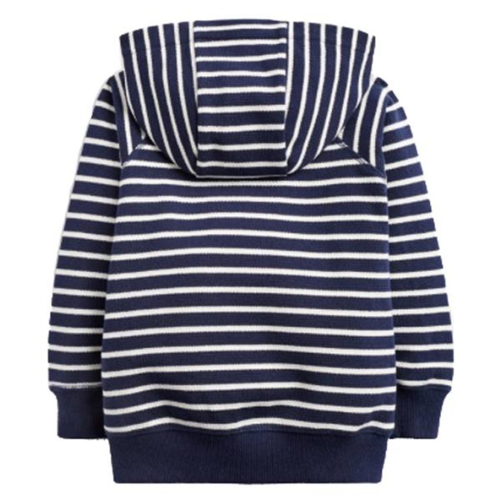 Joules Joules Boys Hemsby Quilted Hoodie